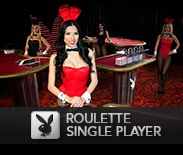 Playboy Roulette Single Player